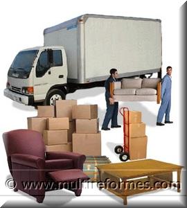 Servicio de vaciado y recogida de muebles